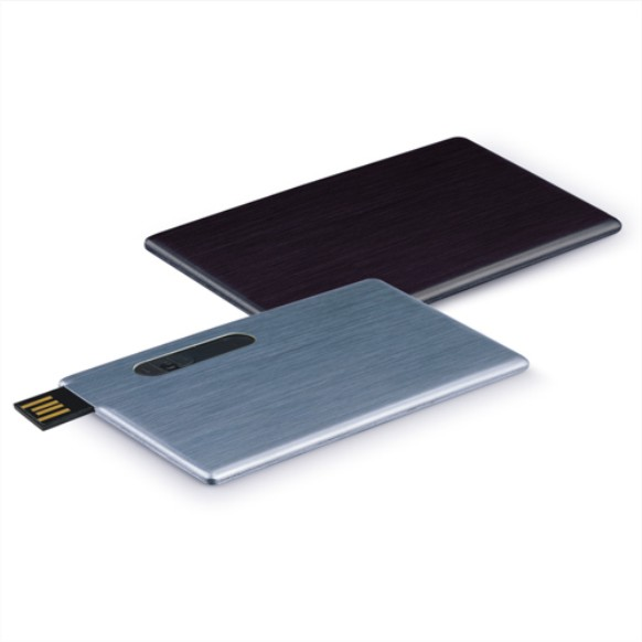 U318 - Metal Card Pen Drive
